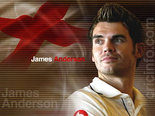 James Anderson Hairstyle Picture