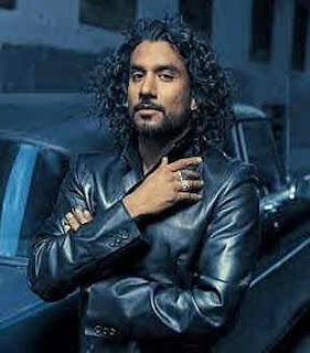 Naveen Andrews Curly Hairstyle