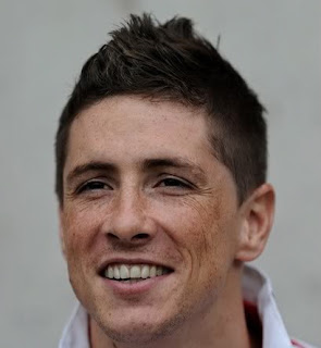 Fernando Torres Faux Hawk Hairstyle Pictures