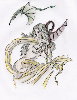 Dragon Art for tattoos - New Dragon Tattoo Ideas
