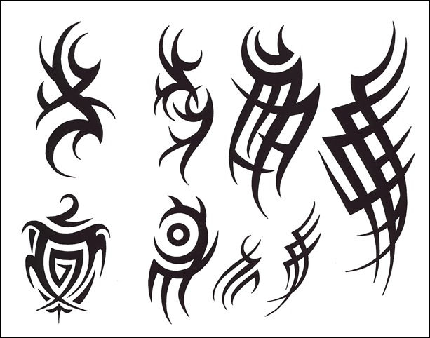 Tattoo Tribal Art. Tribal Tattoos