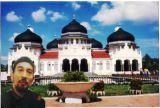 Depan Masjid Baiturrahman Banda Aceh