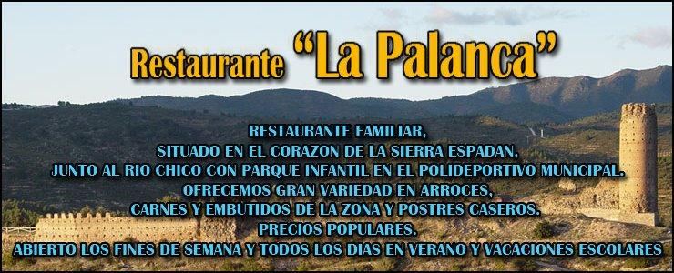 RESTAURANTE LA PALANCA