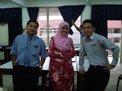 Cgu Jamree, Miss Zuera, Sir Ronn