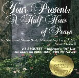 Mother's Day Gift Guide: Your Present: A Half-Hour of Peace CD Review and Giveaway