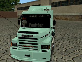Mods Wheels Steel Haulin Scania Tunada Punisher