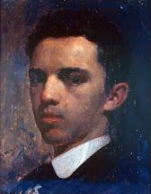 Portraits Of Painters Anselmo Miguel Nieto