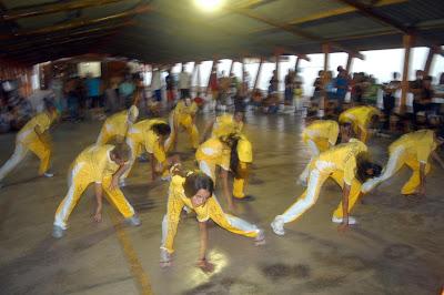 Festival de Dança de Rua em Paraíba