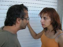 Carlos Calvo e Ana Rita Rodrigues