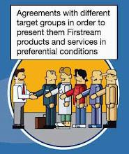 Firstream process. Target Groups