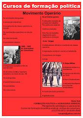 História do Movimento Operário no Brasil