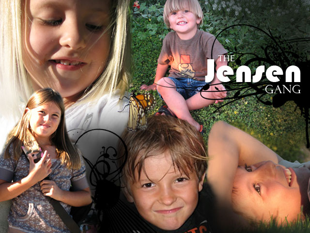 The Jensen GANG