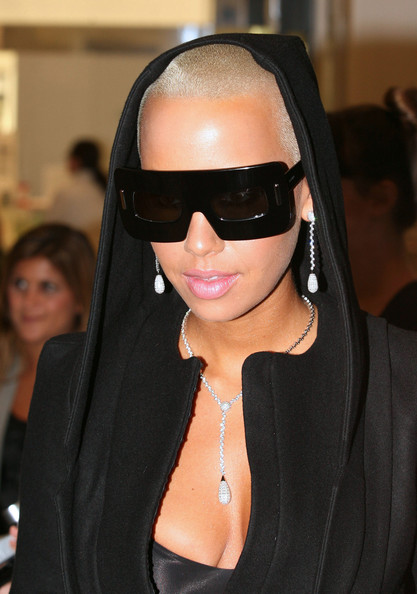 is amber rose pregnant by fabolous. hair Kanye West and Amber Rose