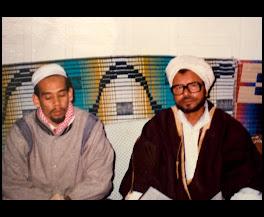 صورة مع الشيخ فتحى