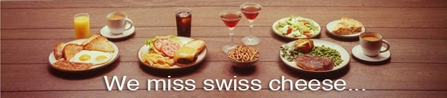 we miss swiss cheese