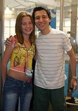 Tadeu Mello e Debby Lagranha