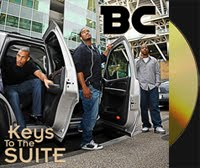 "BC ""Keys To The Suite"" Album (Nov. 2010)"