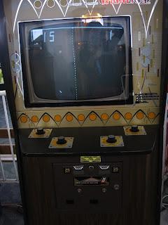 Un vieux pong des années 70