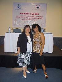 1º aniversário de mujeres FECOBA 2009