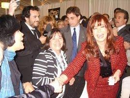 Y la magia acontece conoci la presidente Cristina Fernandes