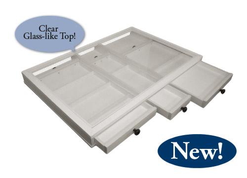 Scrapbox Ez View Craft Desk