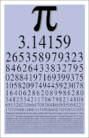 Pi, Curiosidades de Pi, Curiosidades de Números