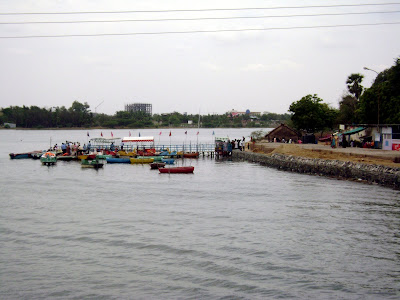 Muttukadu Boating ECR
