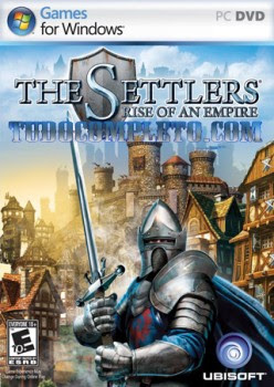 The Settlers VI :Rise Of An Empire (PC) Download Completo