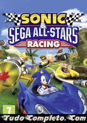 (Sonic and Sega Allstars Racing games pc) [bb]