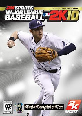 Categoria esporte, Capa Download Major League Baseball 2K10 (PC)
