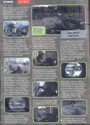 Detonado,guia Call of Duty 4: Modern Warfare
