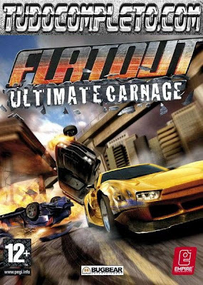 Flatout Ultimate Carnage (PC) RIP Download Completo (Full Rip Skullptura)