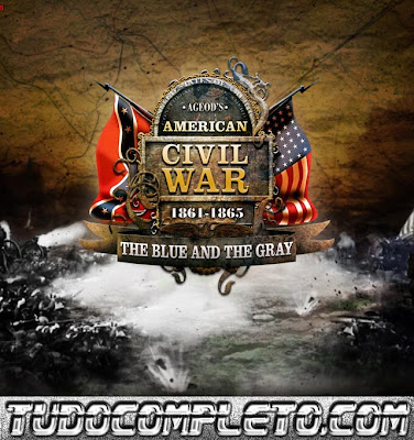 American Civil War: The Blue And The Gray (PC) Full ISO Download
