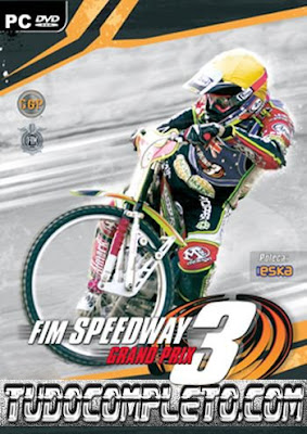 FIM Speedway Grand Prix 3 (PC) Full ISO Download Completo