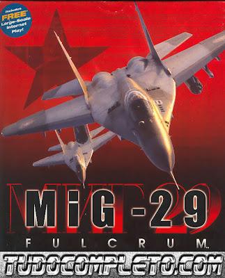 NOVALOGIC: Mig-29 Fulcrum