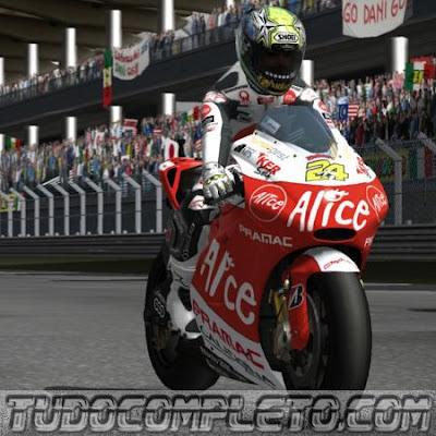 MotoGP 08 (PC)