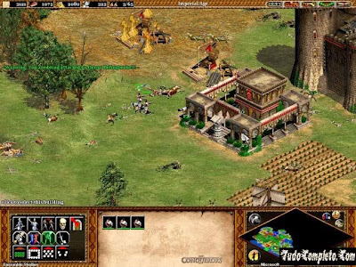 (Age of Empires II The Conquerors games pc) [bb]