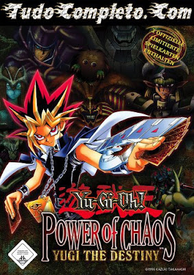 Yu-Gi-Oh! Power of Chaos: Yugi the Destiny (PC)