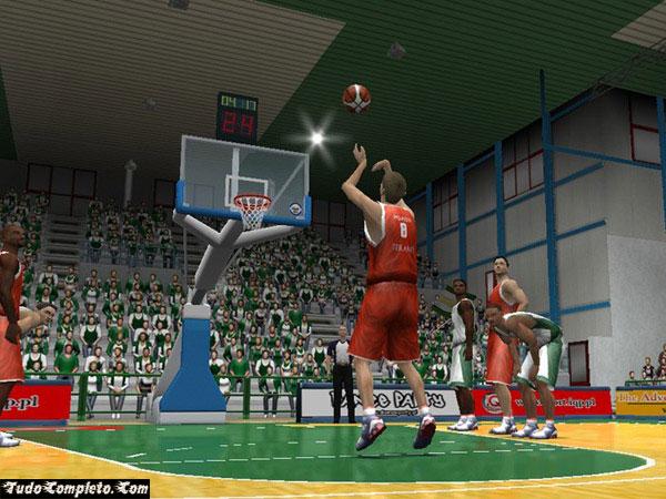 International Basketball Manager Season 2010 2011 Vitality Full Game