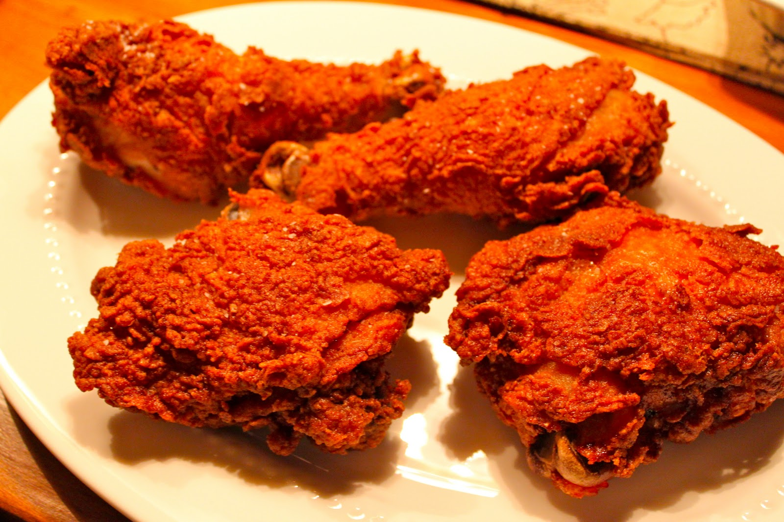 West End Epicure: World's Greatest Fried Chicken