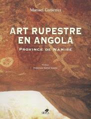 ARTE RUPESTRE - NAMIBE