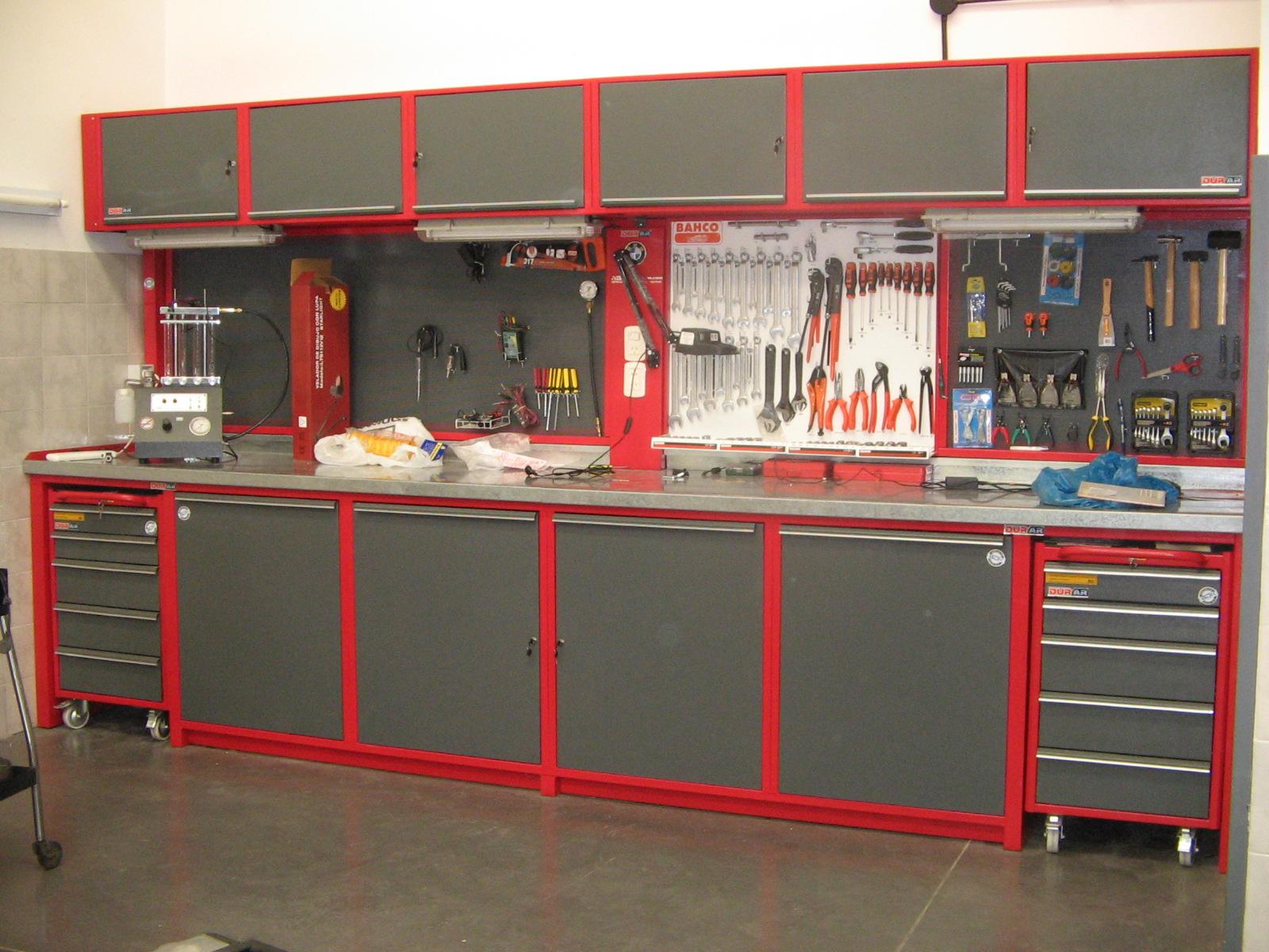 Premium point 10 claves para el armado de 1 taller mec nico - Mesa de taller ...