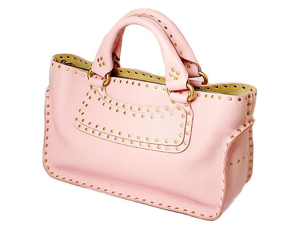 celine studded boogie bag