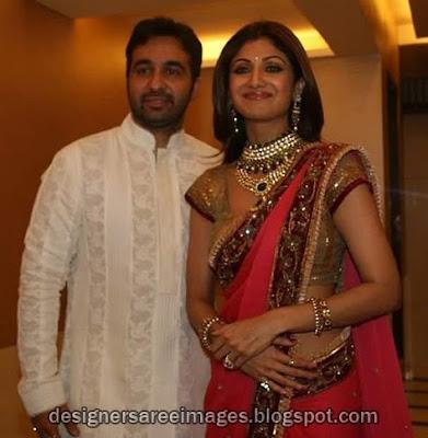 Shilpa Shetty engagement photos