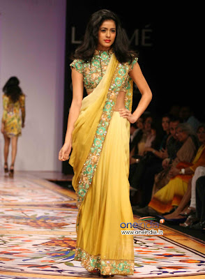 Priya Kataria Puri Show at lakme fashion week 2010