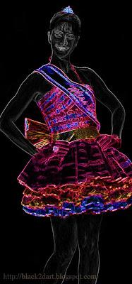 Katrina Kaif as Barbie Doll at Lakme Fashion Week image 2