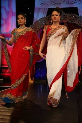 Designer Sarees at Asian Bridal
