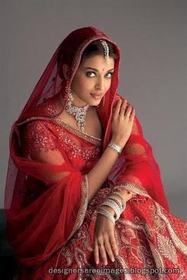 Aishwarya Rai in Bridal Dress