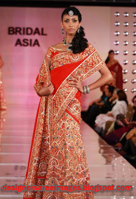 Designer Pallavi Jaikishan Bridal Saree Collection