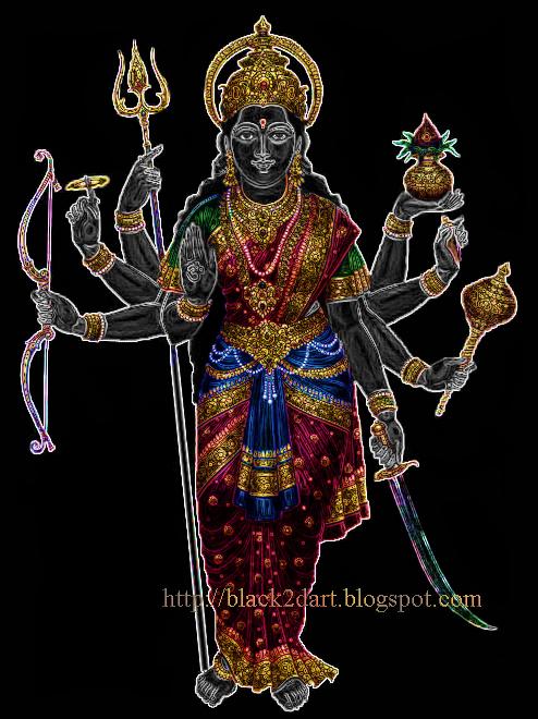 Goddess Durga Ma